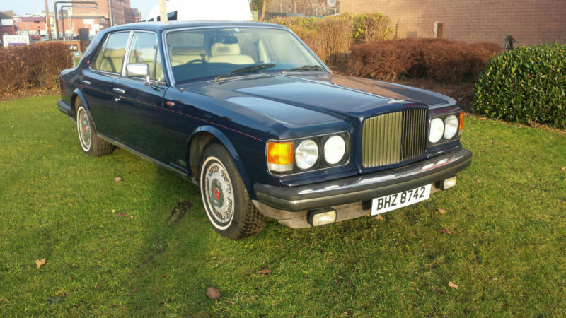 Bentley Mulsanne Turbo PX Swap Anything considered