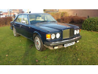 Bentley Mulsanne Turbo Spares or repair PX Swap Anything considered