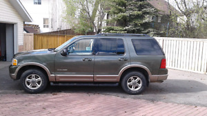 2002 Ford Explorer Loaded Excellent condition