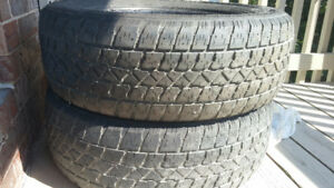 Arctic Claw 225/65R17 TXI M+S winter tires