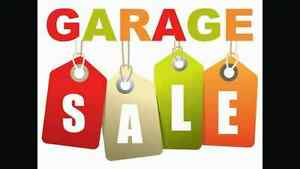 GARAGE SALE EVERYTHING MUST GO.