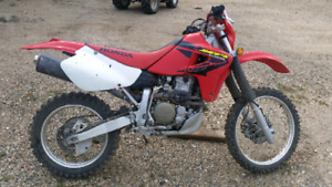 2003 XR650R - (not the 650L)