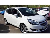 2014 Vauxhall Meriva 1.4i 16V Tech Line 5dr Manual Petrol Estate