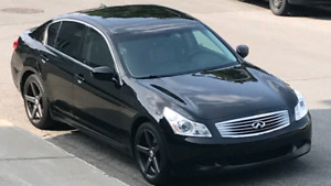 2009 INFINITI G37XS **HUGE PRICE DROP**