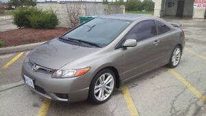 2006 Honda Civic Si Coupe Coupe (2 door)