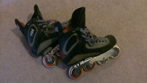 Roller Blades - Mission RM - $80 Prince George British Columbia image 1