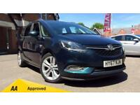2017 Vauxhall Zafira 2.0 CDTi SRi 5dr Manual Diesel Estate