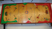 Munro Games1953 Deluxe Hockey Game Bid Online Excell Auctions