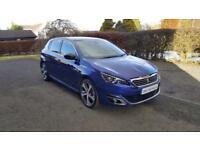 Peugeot 308 GT Line 1.6 Blue HDi *5 Star Warranty Full Years MOT* DBD CAR SALES