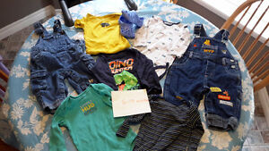 Selling  boy 3-6month clothes and 6 to 9 months Peterborough Peterborough Area image 2