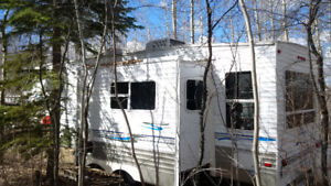 Original Owner 27 ft. Nomad North Country 5th Wheel Trailer