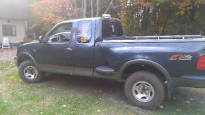 2002 Ford F-150 Fx4 Camionnette