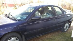 FOR SALE 1997 Dodge Neon Highline Coupe (2 door) RUNS REAL GOOD