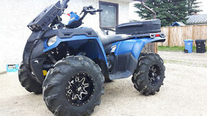 Polaris sportsman HO 2013 4x4
