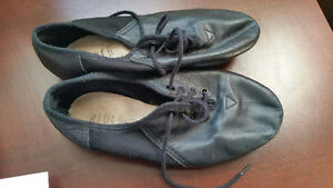 Jazz dance shoes size 1 for $20