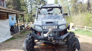 rzr s for sale or trade for polaris ranger or 4 seat sxs