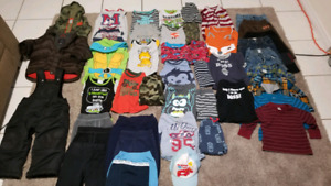Toddler assorted clothing