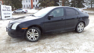 07 FUSION - auto - LOADED - LEATHER - ALLOY WHEELS - 197,000KMS
