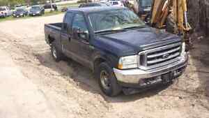 2003 Ford F250 7.3L 440+kms