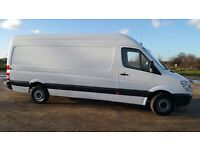 2011 MERCEDES SPRINTER VAN 313 DIESEL LONG WHEEL BASE (WHITE)