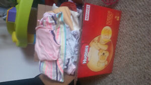 Baby girl clothes. Great shape and cheap. Peterborough Peterborough Area image 2