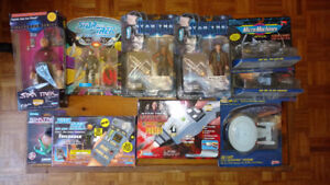 Star Trek Collection for Sale, Toys, Books, VHS Movies etc