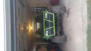 Buggy tracker