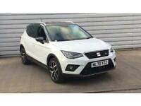 2020 SEAT Arona 1.0 TSI 110 FR Sport [EZ] 5dr DSG Auto Hatchback petrol Automati