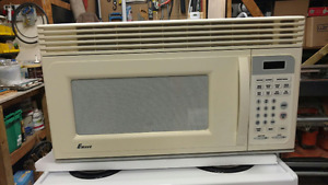 Above the Range Microwave For Sale