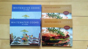 Whitewater Cooks cookbooks - New