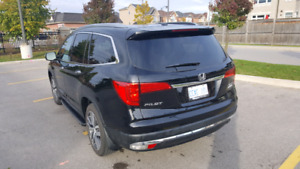 Honda pilot touring 2017 lease takeover take over double roof