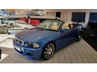 2004 BMW 3.2 M3 Sequential 2dr