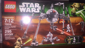 Lego Star Wars set 75016 Homing Spider Droid