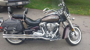 Mint well taken care of Yamaha Road Star 1700 cc...rides awesome