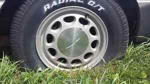 Ford Thunderbird Supercoupe Rims