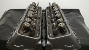Rebuilt Chevy SBC 1967 #462 Double Hump Cylinder Heads