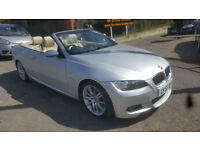 2008MY BMW 325i 3.0 M Sport Convertible * Sat Nav * Full S/History * 1 Owner *