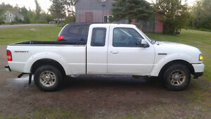 2008 Ford Ranger Sport Pickup Truck - Manual, $4900 OBO