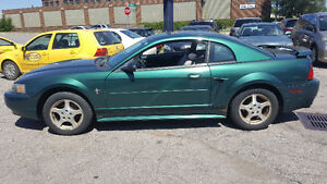 2002 Ford Mustang Coupe (2 door) - TRADE-IN SPECIAL Kitchener / Waterloo Kitchener Area image 2