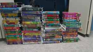 VHS Collection for sale