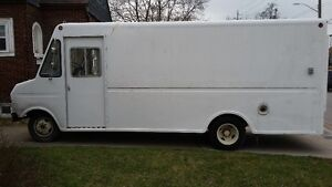 Ford E 350 Fiberglass Step Van TRADE for Motorcycle/Vehicle/Boat