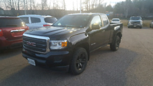 2016 Demo GMC Canyon with Upgrades
