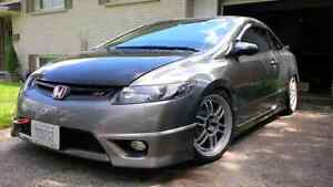2007 Honda Civic si supercharged