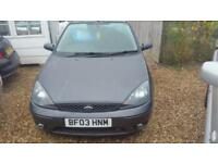 Ford Focus 2.0 2003 ST170 STUNNING CONDTION HISTORY WELL LOOKED AFTER CAR