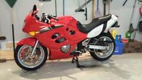 1998 Suzuki GSX600F Katana in good running condition