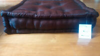 Beautiful Burgundy Red Chair Cushions - BRAND NEW - CAN DELIVER!