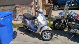 2007 Piaggio Vespa LX150