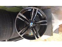 Genuine BMW M3 M4 Alloy Wheels F80 F82 F83 437M Front