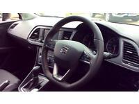 2016 SEAT Leon 2.0 TDI 184 FR 5Dr (Tech Pack) Automatic Diesel Hatchback