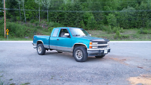 1995 Chevey 1500 pickup Truck